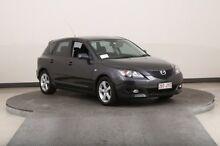 2006 Mazda 3 BK Maxx Sport Grey 5 Speed Manual Hatchback Smithfield Parramatta Area Preview