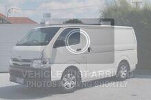 2012 Toyota Hiace KDH201R MY12 LWB White 4 Speed Automatic Van South Launceston Launceston Area Preview