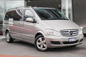 2012 Mercedes-Benz Viano 639 MY12 BlueEFFICIENCY Silver 5 Speed Automatic Wagon Wangara Wanneroo Area Preview