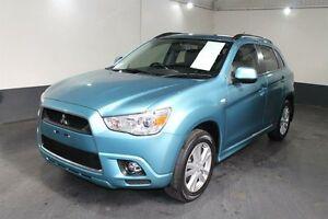 2011 Mitsubishi ASX XA MY12 (2WD) Blue Continuous Variable Wagon Pennington Charles Sturt Area Preview