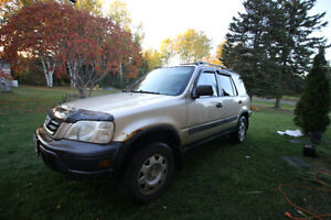 2001 Honda CR-V GT Edition SUV, Crossover