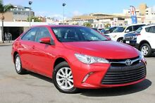 2015 Toyota Camry ASV50R Altise Wildfire 6 Speed Sports Automatic Sedan Northbridge Perth City Preview