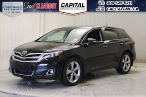2015 Toyota Venza AWD*SUNROOF*LEATHER*