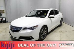 2015 Acura TLX AWD ELITE Leather,  Heated Seats,  Sunroof,  Back