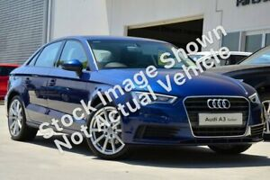 2016 Audi A3 8V MY16 Attraction S Tronic Grey 7 Speed Sports Automatic Dual Clutch Sedan Parramatta Parramatta Area Preview