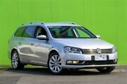 2013 Volkswagen Passat Type 3C MY13.5 118TSI DSG Silver 7 Speed Sports Automatic Dual Clutch Wagon Ringwood East Maroondah Area Preview