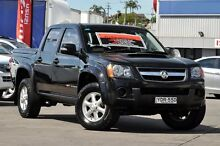 2010 Holden Colorado RC MY11 LX (4x4) Black 5 Speed Manual Crewcab Arncliffe Rockdale Area Preview