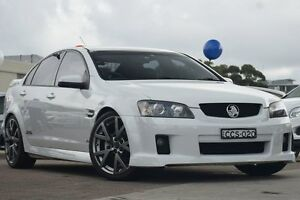 2008 Holden Commodore VE MY09 SS-V White 6 Speed Automatic Sedan Waitara Hornsby Area Preview