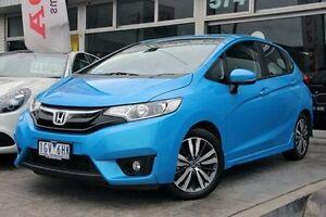 2016 Honda Jazz GF MY16 VTi-S Blue 1 Speed Constant Variable Hatchback Doncaster Manningham Area Preview