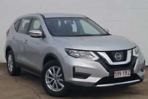 2017 Nissan X-Trail T32 Series II ST X-tronic 4WD Silver 7 Speed Constant Variable Wagon Bundaberg Central Bundaberg City Preview