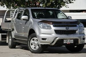 2013 Holden Colorado RG MY13 LX Crew Cab 6 Speed Sports Automatic Cab Chassis Adelaide CBD Adelaide City Preview