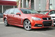 2014 Holden Commodore  Red Sports Automatic Wagon Watsonia North Banyule Area Preview