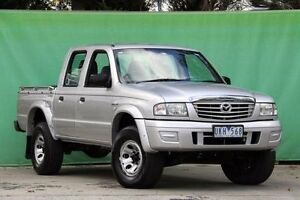 2006 Mazda Bravo B4000 DX Silver 5 Speed Manual Utility Ringwood East Maroondah Area Preview