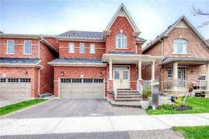 HOUSE FOR LEASE - MILTON 4 BEDROOM + LOFT + 5  Washrooms