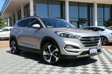 2016 Hyundai Tucson TLe MY17 Highlander D-CT AWD Champagne 7 Speed Sports Automatic Dual Clutch Alfred Cove Melville Area Preview