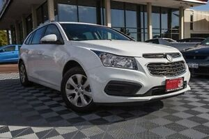 2015 Holden Cruze JH Series II MY16 CD Sportwagon White 6 Speed Sports Automatic Wagon Alfred Cove Melville Area Preview
