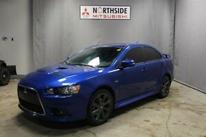 2015 Mitsubishi Lancer PREMIUM Leather,  Heated Seats,  Bluetoot