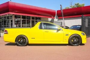2010 Holden Ute VE II SS Yellow 6 Speed Manual Utility