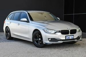 2013 BMW 3 Series F31 MY1112 318d Touring Silver 8 Speed Automatic Wagon Wangara Wanneroo Area Preview