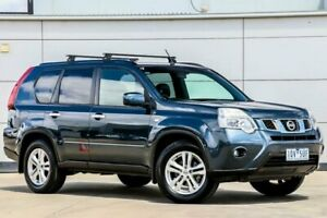 2011 Nissan X-Trail T31 Series IV ST-L Grey 1 Speed Constant Variable Wagon Pakenham Cardinia Area Preview