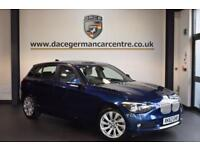 2013 63 BMW 1 SERIES 2.0 118D URBAN 5DR AUTO 141 BHP DIESEL