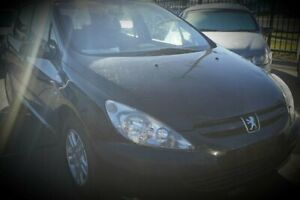 2003 Peugeot 307 T5 MY03 XS Black 4 Speed Sports Automatic Hatchback Cheltenham Kingston Area Preview