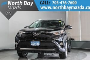 2016 Toyota RAV4 AWD with Sunroof and Free Winter Tires!