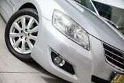 2008 Toyota Aurion GSV40R Presara Silver 6 Speed Sports Automatic Sedan Castle Hill The Hills District Preview