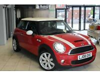 2008 M MINI HATCH COOPER 1.6 COOPER S 3D 172 BHP