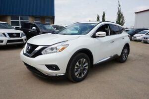 2017 Nissan Murano AWD SV Navigation (GPS), Bluetooth, Back-Up C