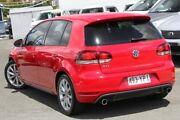 2012 Volkswagen Golf VI MY13 GTI DSG Red 6 Speed Sports Automatic Dual Clutch Hatchback Nundah Brisbane North East Preview