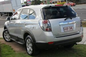 2012 Holden Captiva CG Series II 7 SX Silver 6 Speed Sports Automatic Wagon Kedron Brisbane North East Preview