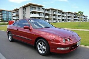 1994 Honda Integra GSi Red 4 Speed Automatic Coupe