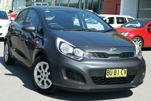 2013 Kia Rio UB MY14 S Graphite 4 Speed Sports Automatic Hatchback Pearce Woden Valley Preview