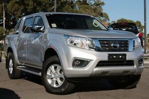 2015 Nissan Navara D23 ST Silver 7 Speed Sports Automatic Utility Beaudesert Ipswich South Preview