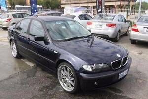2003 BMW 318i Sedan Beaconsfield Fremantle Area Preview