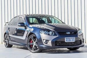 2012 Ford Performance Vehicles GT FG MK II Boss 335 Grey 6 Speed Sports Automatic Sedan Willetton Canning Area Preview