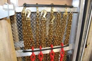 """*** Grade 70 Transport Chain - 3/8"""" thick x 16' long ***"""