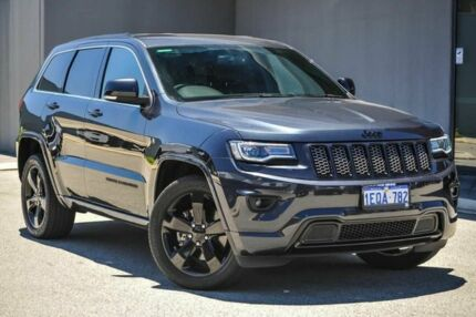 2014 Jeep Grand Cherokee WK MY2014 Blackhawk Silver 8 Speed Sports Automatic Wagon Osborne Park Stirling Area Preview