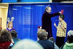 Magician For Christmas & Holiday Shows! Brad Toulouse Windsor Region Ontario image 2