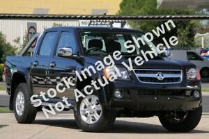 2010 Holden Colorado RC MY10 LT-R Crew Cab Black 4 Speed Automatic Utility Lidcombe Auburn Area Preview