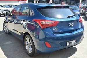 2014 Hyundai i30 GD MY14 Trophy Blue 6 Speed Automatic Hatchback Homebush Strathfield Area Preview