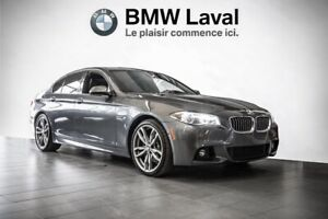 2016 BMW 5 Series 535i xDrive GROUPE M SPORT, GROUPE SUP?RIEUR A