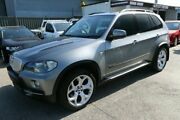 2010 BMW X5 E70 MY10 xDrive48i Steptronic Grey 6 Speed Sports Automatic Wagon Cheltenham Kingston Area Preview