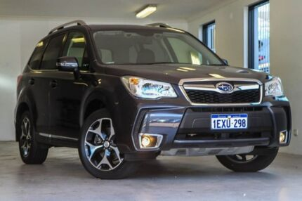 2016 Subaru Forester S4 MY16 XT CVT AWD Premium Grey 8 Speed Constant Variable Wagon Melville Melville Area Preview