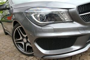 2013 Mercedes-Benz CLA 117 200 Grey 7 Speed Automatic Coupe