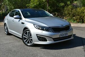 2014 Kia Optima TF MY15 Platinum Silver 6 Speed Sports Automatic Sedan St Marys Mitcham Area Preview