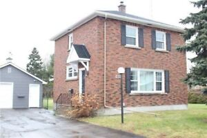This Solid Brick, 2 Storey, 3 Bedroom Home Features Huge Lot
