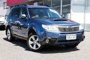2009 Subaru Forester S3 MY09 XT AWD Blue 4 Speed Sports Automatic Wagon Myaree Melville Area Preview