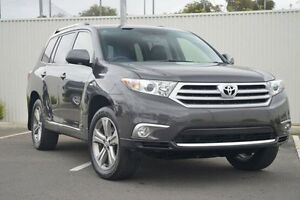 2012 Toyota Kluger GSU40R MY12 KX-S 2WD 5 Speed Sports Automatic Wagon Nailsworth Prospect Area Preview